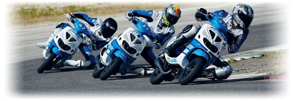 Escapes de motos polini
